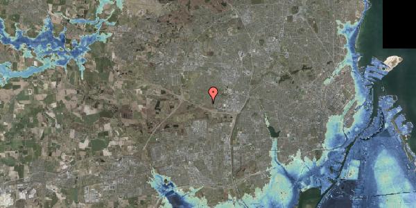 Stomflod og havvand på Kamillevænget 47, 2600 Glostrup