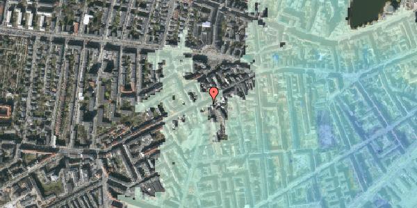 Stomflod og havvand på Vesterbrogade 97A, 4. , 1620 København V