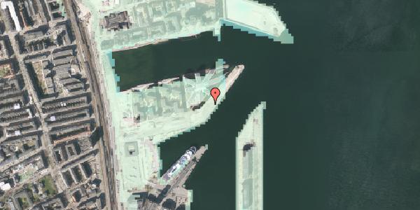 Stomflod og havvand på Marmorvej 24, 2100 København Ø