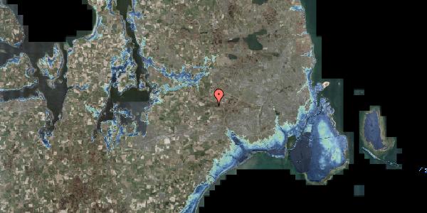 Stomflod og havvand på Solager 70, 2630 Taastrup