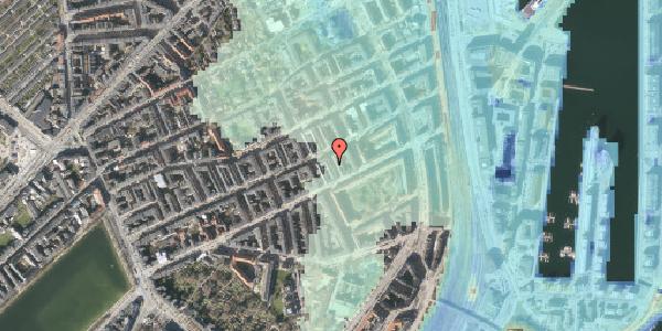 Stomflod og havvand på Aggersborggade 3, 3. th, 2100 København Ø