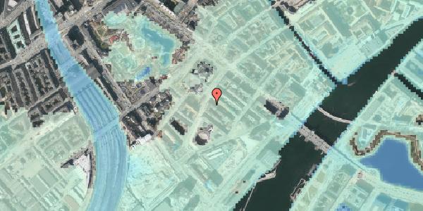 Stomflod og havvand på Anker Heegaards Gade 2, 5. 505, 1572 København V