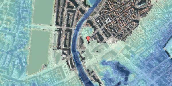 Stomflod og havvand på Axeltorv 8, 4. tv, 1609 København V