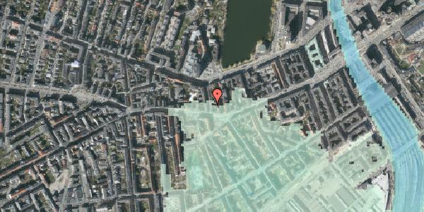 Stomflod og havvand på Bagerstræde 2, st. tv, 1617 København V