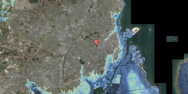 Stomflod og havvand på Bakkevej 39, 2400 København NV