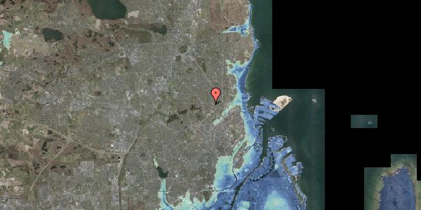 Stomflod og havvand på Banebrinken 91, 1. 7, 2400 København NV