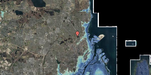 Stomflod og havvand på Banebrinken 93, 1. 21, 2400 København NV