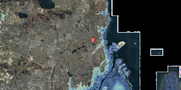 Stomflod og havvand på Banebrinken 95, 3. 48, 2400 København NV