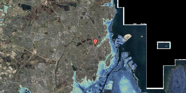 Stomflod og havvand på Birkedommervej 10, 2. tv, 2400 København NV