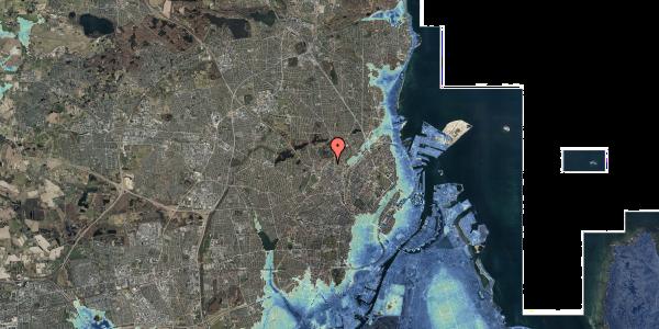 Stomflod og havvand på Birkedommervej 30, 1. th, 2400 København NV