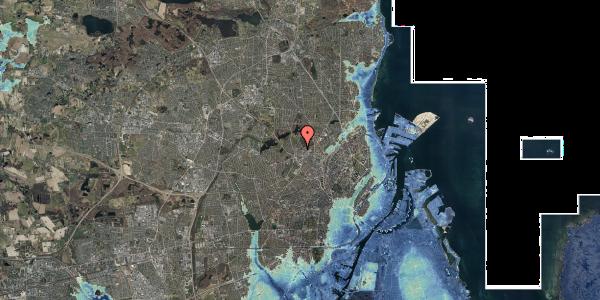 Stomflod og havvand på Birkedommervej 83, 1. tv, 2400 København NV