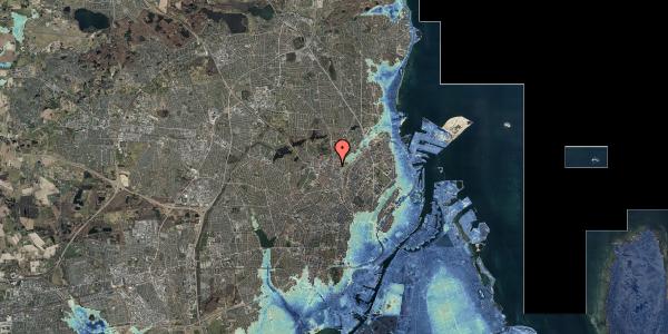 Stomflod og havvand på Bisiddervej 2, st. 16, 2400 København NV