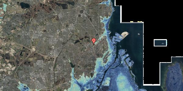 Stomflod og havvand på Bisiddervej 10, st. 72, 2400 København NV