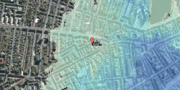 Stomflod og havvand på Boyesgade 1, 4. tv, 1622 København V