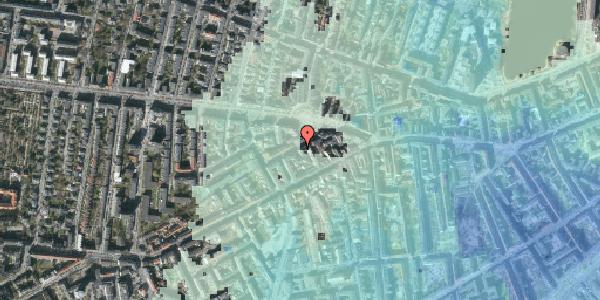 Stomflod og havvand på Boyesgade 3, 2. tv, 1622 København V