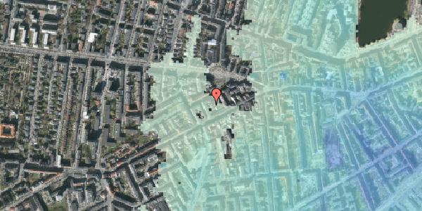 Stomflod og havvand på Boyesgade 5B, st. tv, 1622 København V