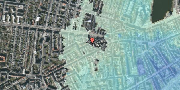 Stomflod og havvand på Boyesgade 5, 3. th, 1622 København V