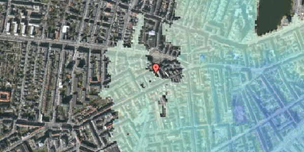 Stomflod og havvand på Boyesgade 7, st. tv, 1622 København V