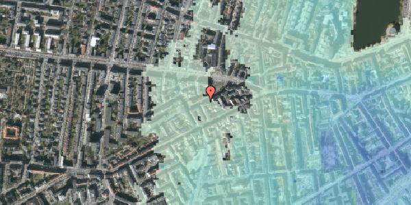 Stomflod og havvand på Boyesgade 11, 4. tv, 1622 København V