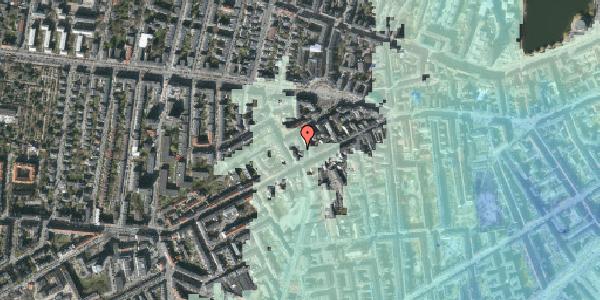 Stomflod og havvand på Brorsonsgade 3, 2. tv, 1624 København V