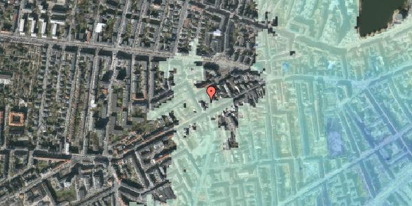 Stomflod og havvand på Brorsonsgade 3, 3. th, 1624 København V