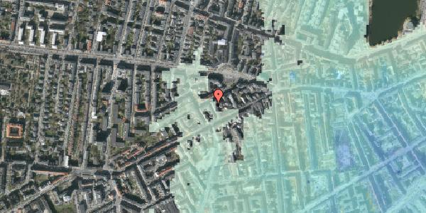 Stomflod og havvand på Brorsonsgade 8, 3. tv, 1624 København V