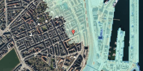 Stomflod og havvand på Classensgade 59, st. tv, 2100 København Ø