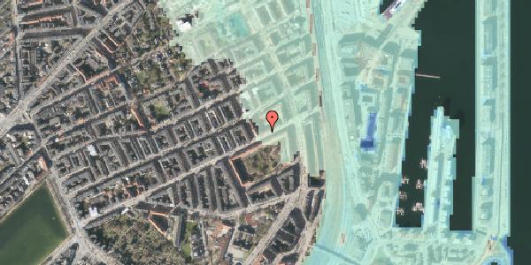 Stomflod og havvand på Classensgade 61, 4. 2, 2100 København Ø