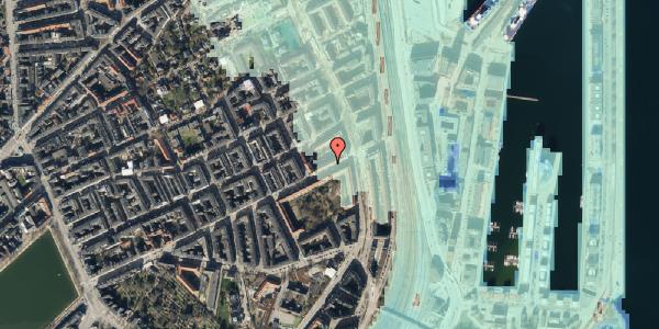 Stomflod og havvand på Classensgade 63, st. 1, 2100 København Ø