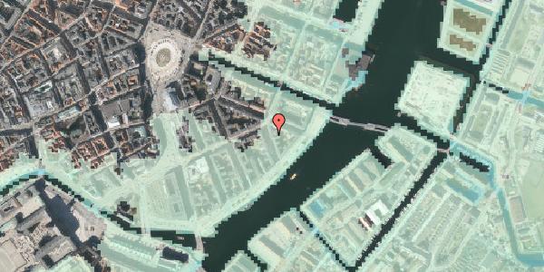 Stomflod og havvand på Cort Adelers Gade 3, 4. tv, 1053 København K