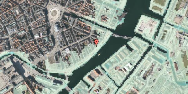 Stomflod og havvand på Cort Adelers Gade 9, 2. tv, 1053 København K