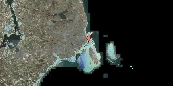 Stomflod og havvand på Dybensgade 4, 2. tv, 1071 København K