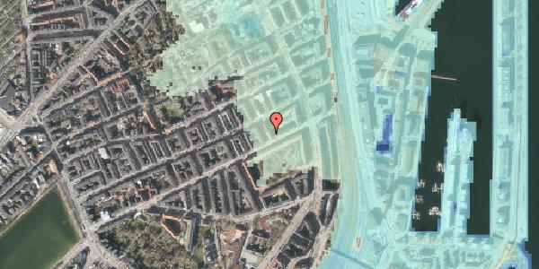 Stomflod og havvand på Fiskedamsgade 2, 1. th, 2100 København Ø