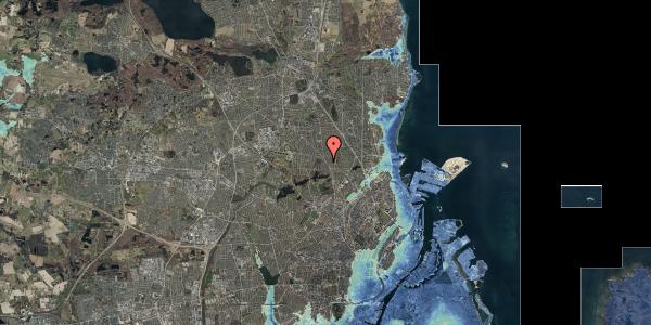 Stomflod og havvand på Frederiksborgvej 209, 1. , 2400 København NV