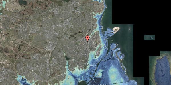 Stomflod og havvand på Frederikssundsvej 26A, 1. 2, 2400 København NV