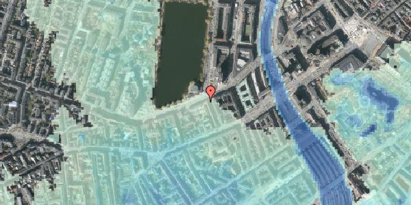 Stomflod og havvand på Gammel Kongevej 9, 1. th, 1610 København V