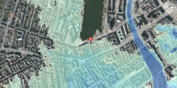 Stomflod og havvand på Gammel Kongevej 19, 3. tv, 1610 København V