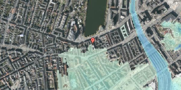 Stomflod og havvand på Gammel Kongevej 21B, 2. tv, 1610 København V