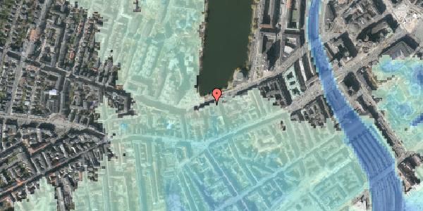 Stomflod og havvand på Gammel Kongevej 21, 2. tv, 1610 København V