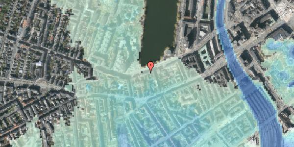 Stomflod og havvand på Gammel Kongevej 23, 3. , 1610 København V