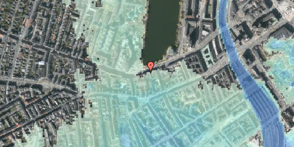 Stomflod og havvand på Gammel Kongevej 25, 3. tv, 1610 København V