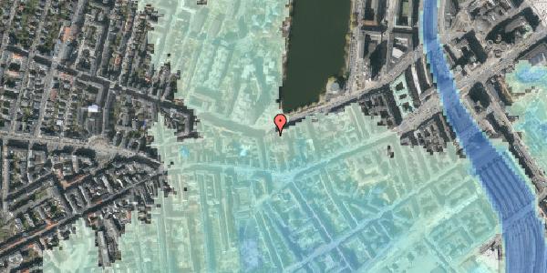 Stomflod og havvand på Gammel Kongevej 29A, 3. , 1610 København V