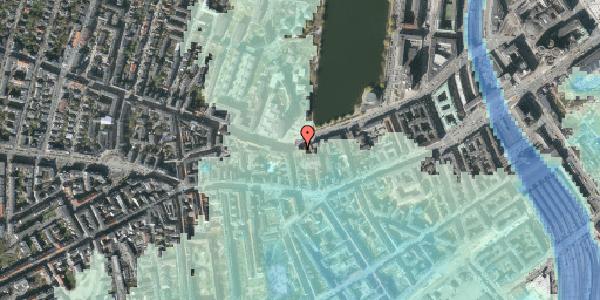 Stomflod og havvand på Gammel Kongevej 29B, 1. tv, 1610 København V