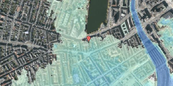 Stomflod og havvand på Gammel Kongevej 29, 3. , 1610 København V