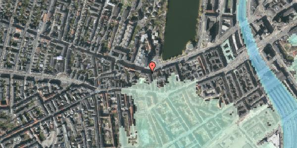 Stomflod og havvand på Gammel Kongevej 31, 4. tv, 1610 København V