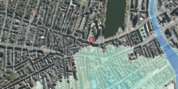 Stomflod og havvand på Gammel Kongevej 33B, 3. tv, 1610 København V