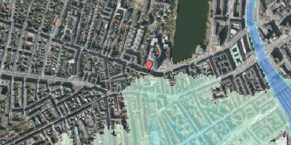 Stomflod og havvand på Gammel Kongevej 35A, 1. th, 1610 København V