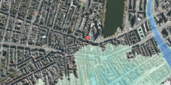 Stomflod og havvand på Gammel Kongevej 35B, 3. tv, 1610 København V