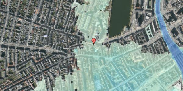 Stomflod og havvand på Gammel Kongevej 35C, 3. , 1610 København V
