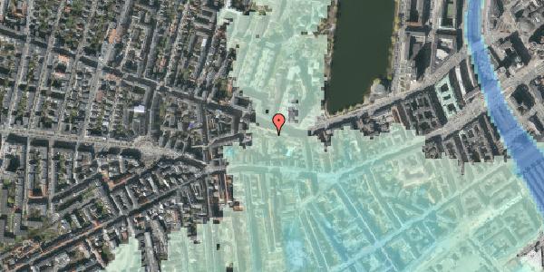 Stomflod og havvand på Gammel Kongevej 35D, 1. tv, 1610 København V